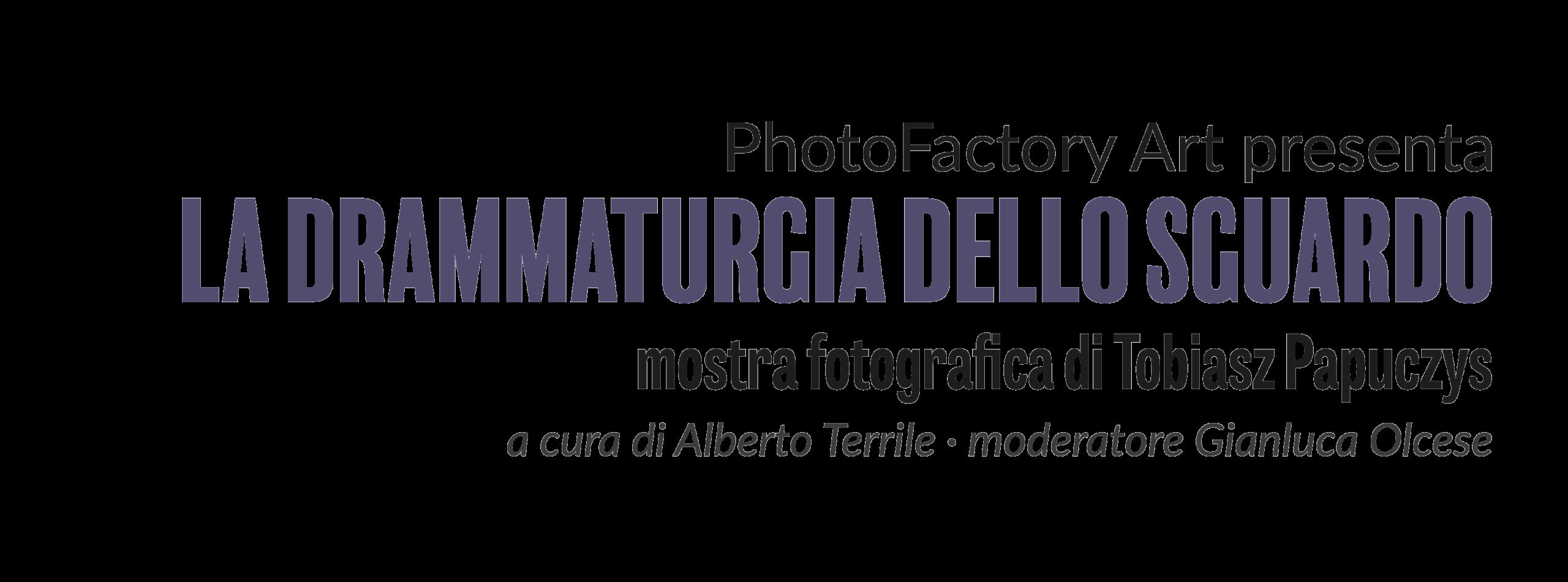 La Drammaturgia dello Sguardo-Alberto Terrile Fotografo