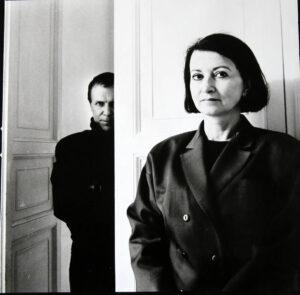Silvie&Cherif Defrauoi 1