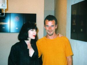 Con Manon a Milano 99