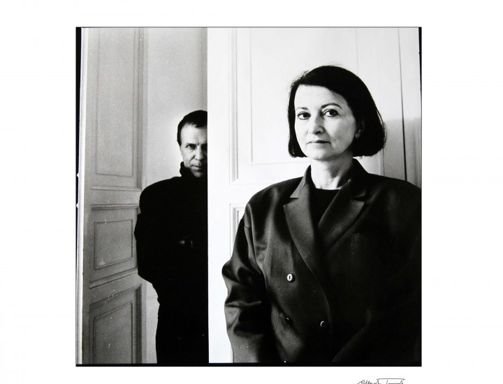 Silvie + Chérif Defraoui
