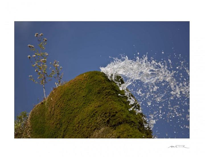 La sorgente di Labante