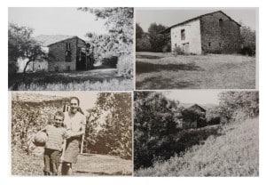 La casa di Iola come era