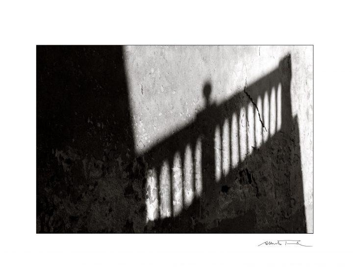 Meditazioni fotografiche / L'ombra
